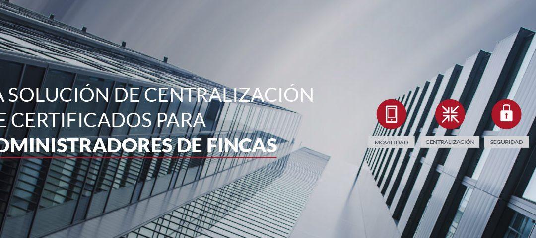 Jornada Plataforma CAFirma : «Gestión de los Certificados Digitales»