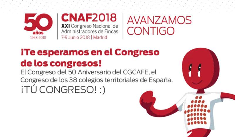 Congreso CNAF 2018