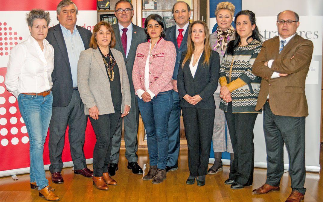 Entrevista a la Junta de Gobierno del Colegio de Administradores de Fincas de Bizkaia