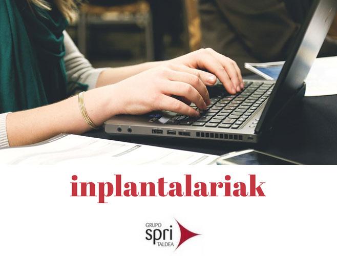 Programa INPLANTALARIAK, Asesoramiento Tecnológico GRATUITO