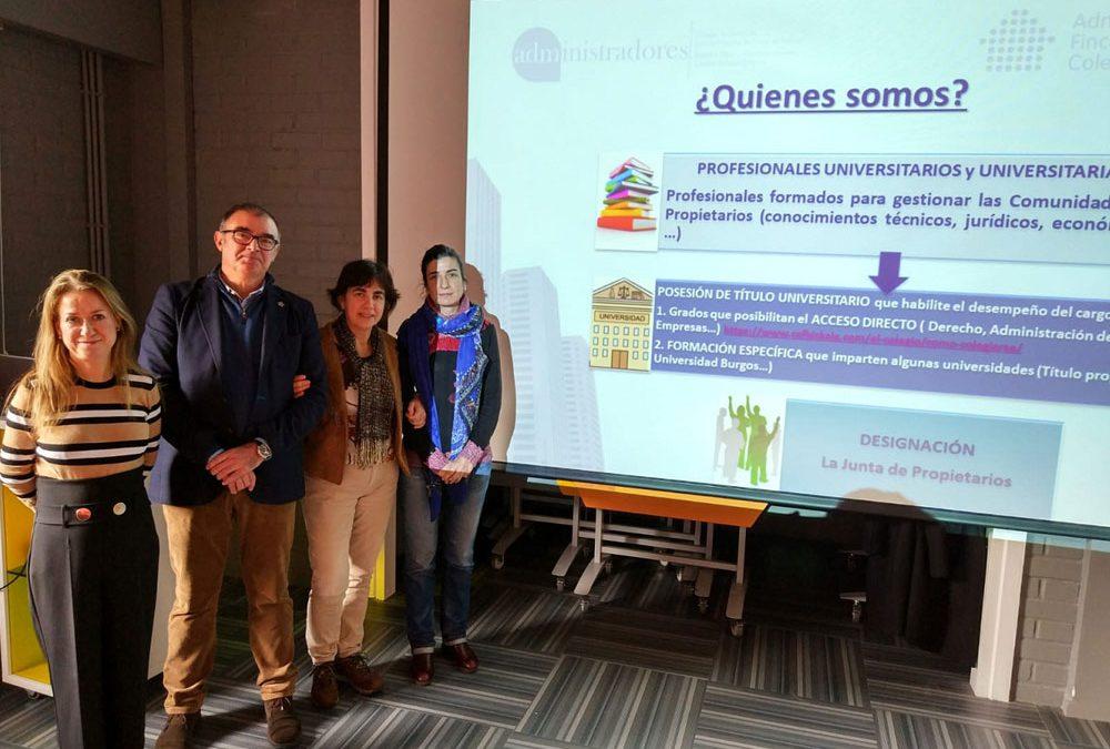 Visita al Centro Integrado de Formación Profesional de Txurdinaga