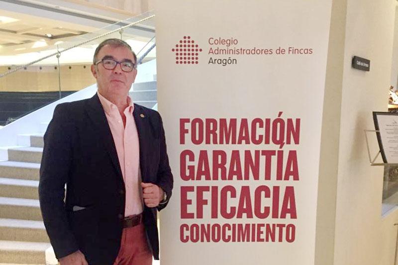 II Jornadas de Formación en Comunicación del Colegio de Administradores de Fincas de Aragón