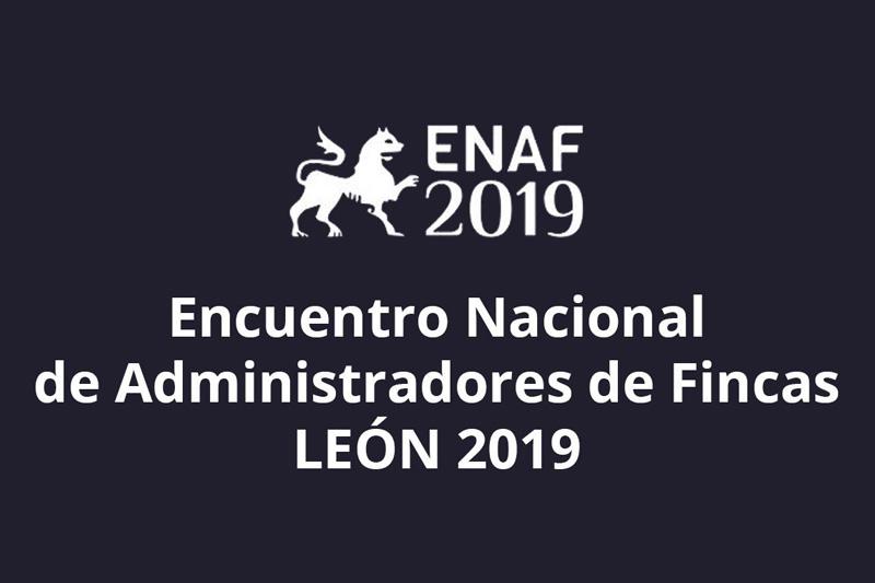 XVII Encuentro Nacional de León de Administradores de Fincas
