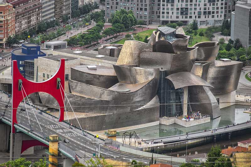 El turismo en Bilbao