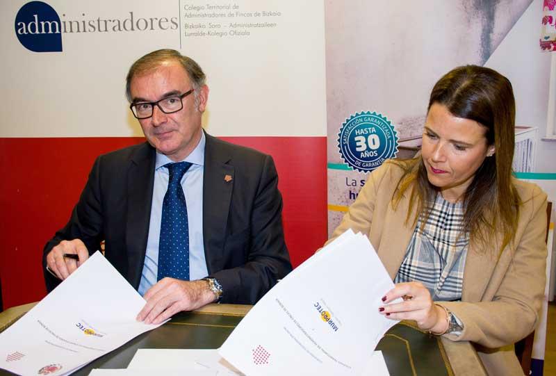 Acuerdo entre CAFBizakaia y Murprotect
