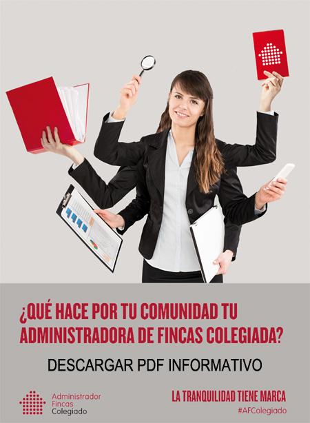 Funciones de Administradores de Fincas Colegiados