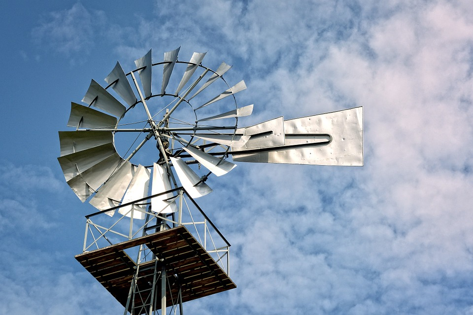 Instalación de molino de viento en Gordexola
