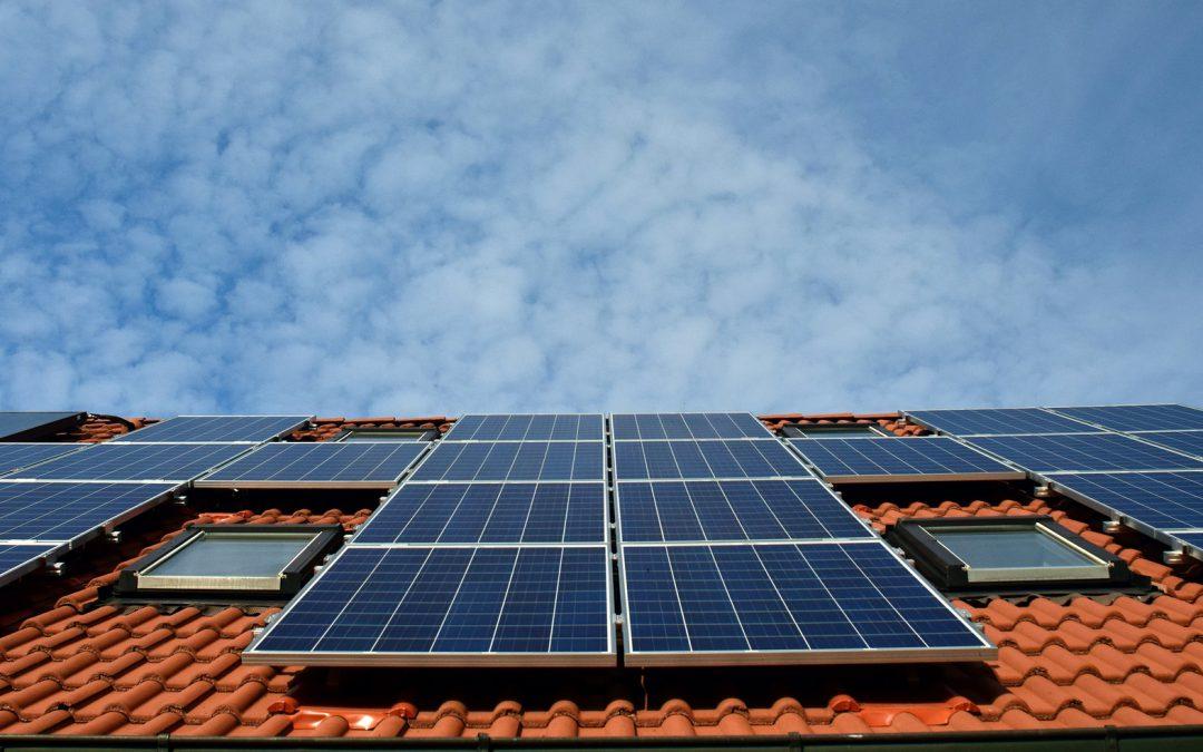 Proyecto de placas solares en Amorebieta
